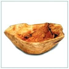 large wooden bowls decorative salad antique lot of old woo large wooden bowls decorative