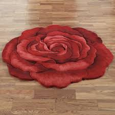 bathroom ideas carpet design with wooden pattern floor and red rose round rug fuzzy area rugs