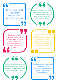 Parents Comments and Views - Blackfriars Academy