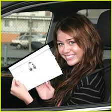 Miley Her Just Jr Permit Cyrus Gets Jared Learner's