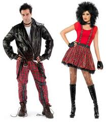 Making Outfits Website 80s Fashion Online How To Create An 80s Punk Costume