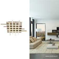 Moderne Plafondlamp Deco Led Woonkamer Straluma