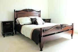 vintage wooden bed antique wooden bed frames antique wooden bed frames image 1 antique oak double vintage wooden