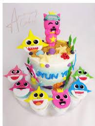 Pinkfong Birthday Cake Wwwpicswenet