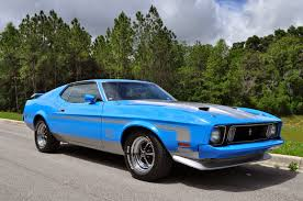 1973 Ford Mustang Mach 1 Q Code ~ For Sale American Muscle Cars