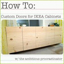 kitchen inspirational build cabinet doors plywood