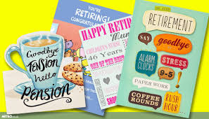 21 Messages Quotes And Poems To Write In A Retirement Card Metro News