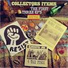 Collectors Items: The First Three EP's