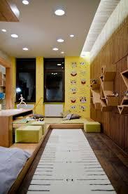 Zen Living Room Interior Zen Living Room With Light Brown Wood Wall Idea With
