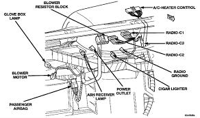 Dodge dakota wiring harness 2000 stereo fusible link main wire melt rh bjzhjy trailer wiring