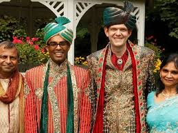 traditional indian parents throw son and partner elaborate gay Indian Wedding Insurance Uk traditional indian parents throw son and partner elaborate gay hindu wedding the independent Event Insurance