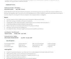 Free Australian Resume Templates Nursing Resume Template Nursing Resume Template Free Sample Of Nurse