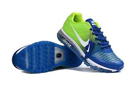 nike running shoes for men blue. nike air max 2017 men\u0027s blue and yellow sneakers running trainers shoes for men