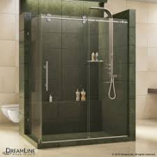 enigma sliding shower enclosure dreamline shower doors m35