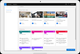 Sharepoint Website Examples Microsoft Sharepoint 2019