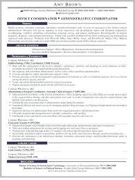 Medical Administrator Resume Thumbnail 4 Medical Administration ...