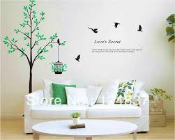 removable posters at home wall art interior decoration unique stuff birds adorable white contemorary