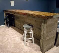 free woodworking plans bar biggest