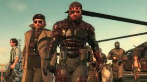MGSV:TPP LAUNCH TRAILER | <b>METAL GEAR</b> SOLID V