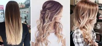 реферат Волосы выглядят объемными за счет поэтапного перехода цвета до самых кончиков Самой темной частью является зона от корней и до середины