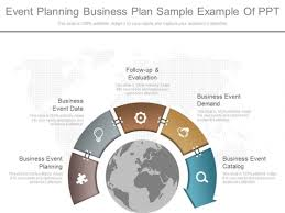 business plan ppt sample event planning business plan sample example of ppt powerpoint