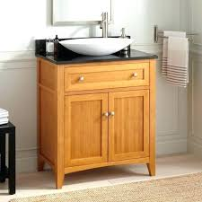 diy vessel sink vanity vessel sink vanity narrow depth bamboo vessel sink vanity for plan vanity diy vessel sink