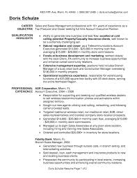Regional Account Manager Resume Samples   VisualCV Resume Samples
