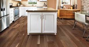 Engineered Wood Flooring In Kitchen Hill Ridge Walnut Smooth Engineered Hardwood Floor Clear Walnut