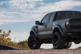 ford raptor blacked out. ford svt raptor blacked out