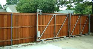 Do It Yourself Fence Gate Fence Gate Fence Gate Wheels newbedroomclub