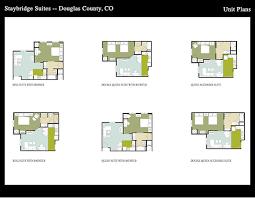Phoenix Hotel Suites  Studio Suites At Pointe Hilton Squaw Peak Staybridge Suites Floor Plan