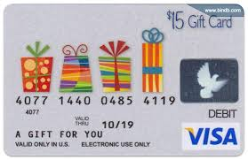 all access visa gift card