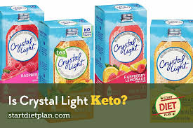 Sugar Free Crystal Light Nutrition Facts Crystal Light Is It Keto Start Diet Plan
