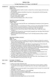 Process Support Resume Samples Velvet Jobs