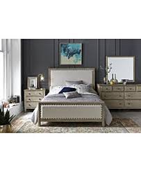 modern bedroom furniture. Perfect Modern Parker Upholstered Bedroom Furniture Collection Created For Macyu0027s On Modern E