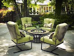patio couch green
