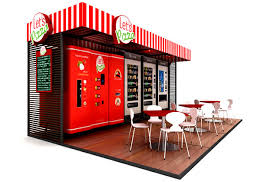 Lets Pizza Vending Machine Stunning Uma Nova Forma De Comer Pizza Pizzas
