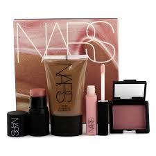nars sea of love makeup set 1x illuminator 1x mini the multiple 1x