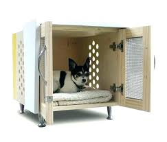 furniture pet crates. Beautiful Crates Furniture Dog Crates Modern Crate Inside Plan 6 Wooden  Canada   Throughout Pet L