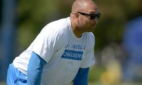 'cyborg' Take Mcgeoghan Watch Coach Wr Phil Down Cris Wire Chargers