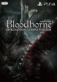 other collectible anese anime items blood bone official plete game guide book ps4