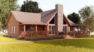 one level floor plans log cabin floor
