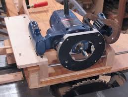 mortise and tenon jig for table saw. note that i\u0027d removed the table saw insert. blade is cranked all way down, so does not actually protrude out of saw. mortise and tenon jig for