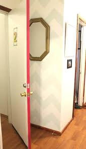 painting doors and trim diffe colors paint the side of the door with a bright color paint door trim same color