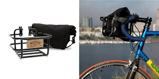 manlier bike basket cool bike accessories