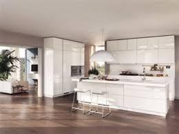 Brilliant Modern Kitchen With White Appliances Kitchen Appealing Gorgeous Modern Kitchen With White Appliances