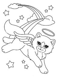 Lisa frank coloring page colouring book lisa frank. 25 Free Printable Lisa Frank Coloring Pages