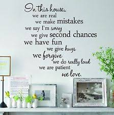 Small Picture Quote Wall Decals eBay