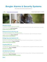 Burglar Alarms Security Systems BizHouse.uk   Security Alarm ...
