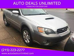 Subaru For Sale In Philadelphia Pa Auto Deals Unlimited